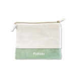 Twon-toned pouch