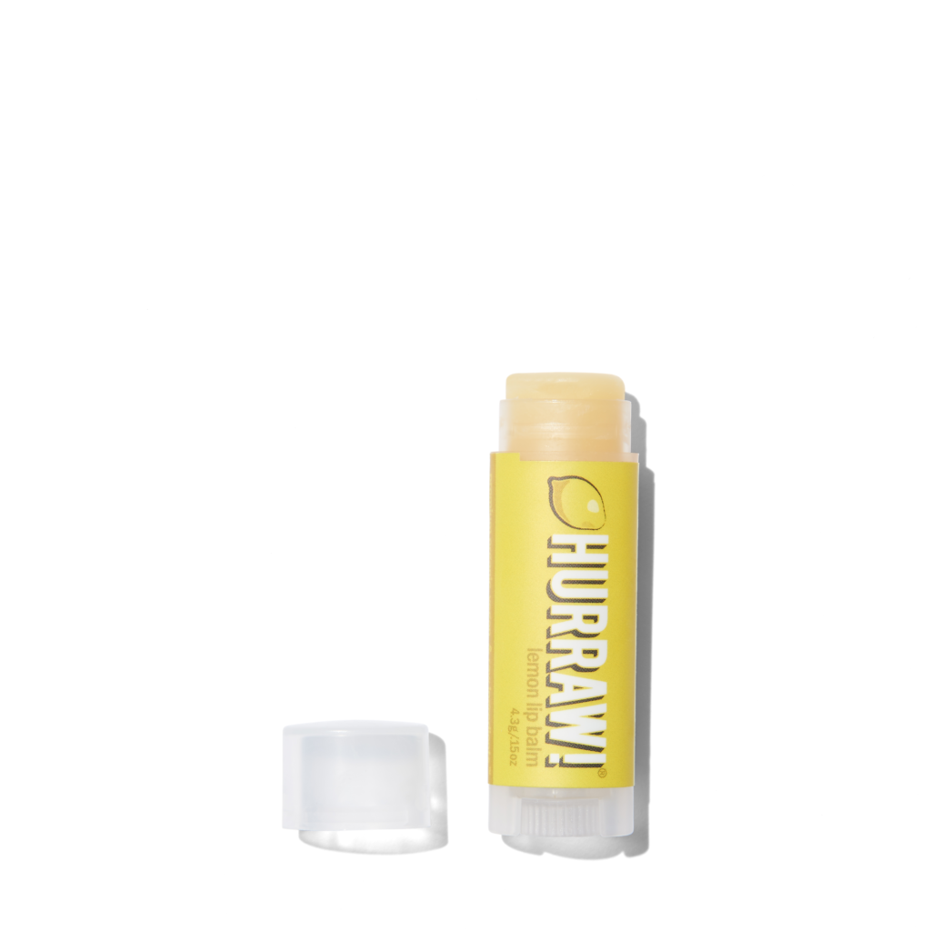 851228005106 - HURRAW! Lemon Lip Balm