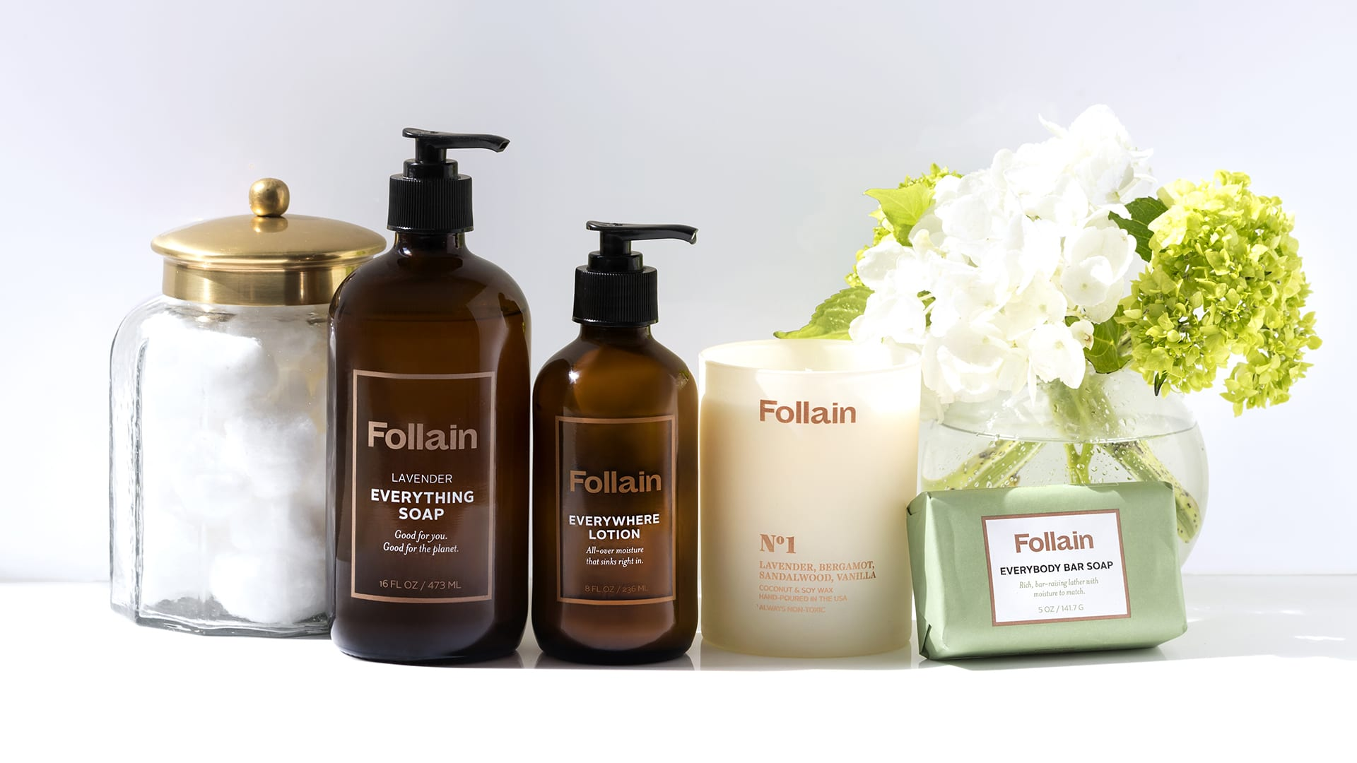 Follain products
