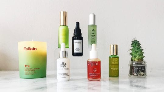 Skincare Serums and Oils