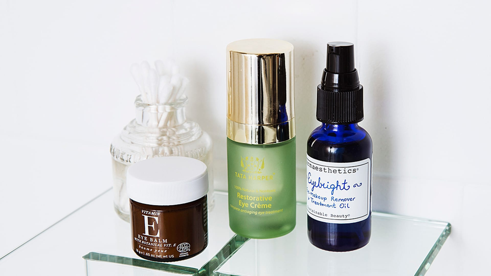 Non-toxic eye care products