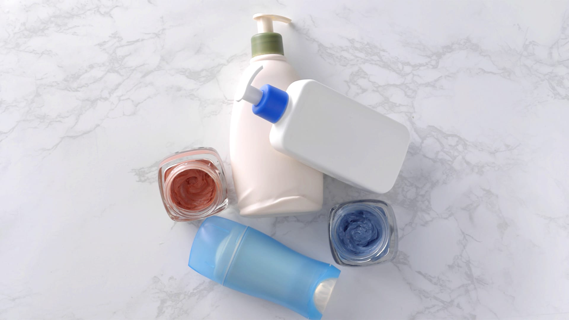 Conventional personal care products