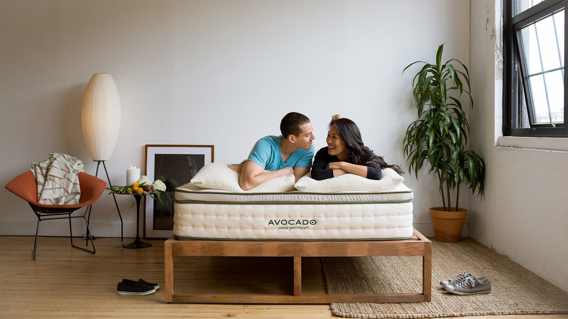 Nontoxic Mattress from Avocado