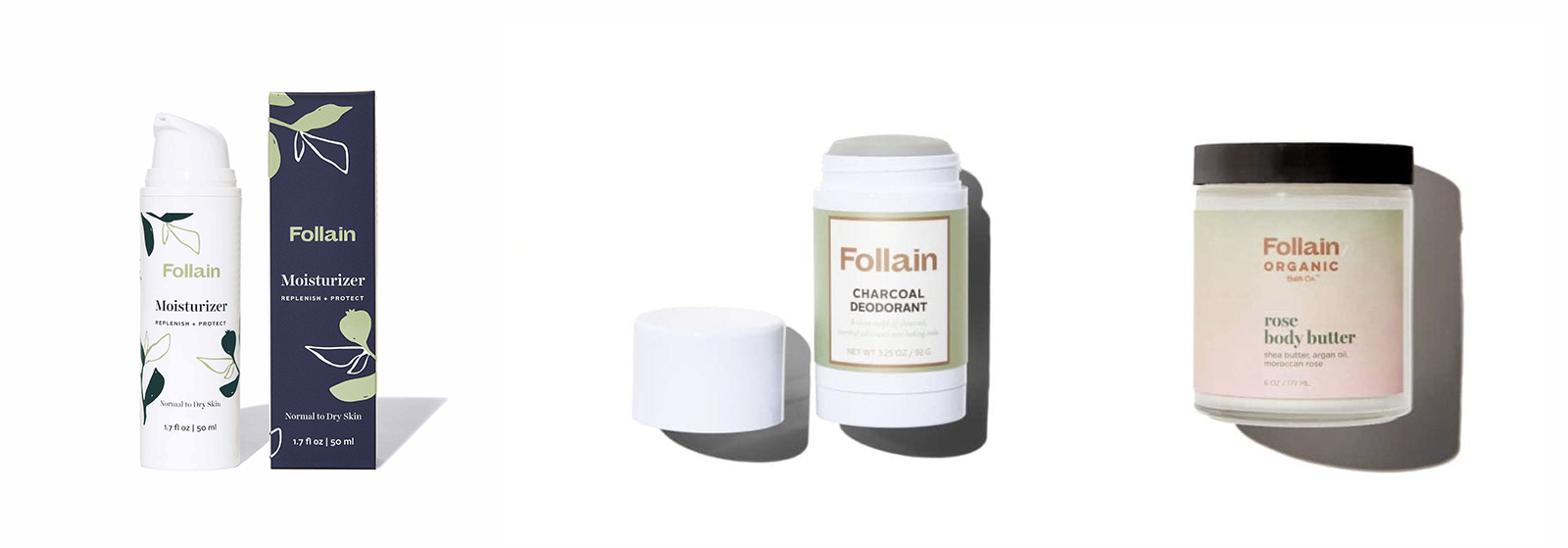 gifts to introduce someone to clean beauty from follain
