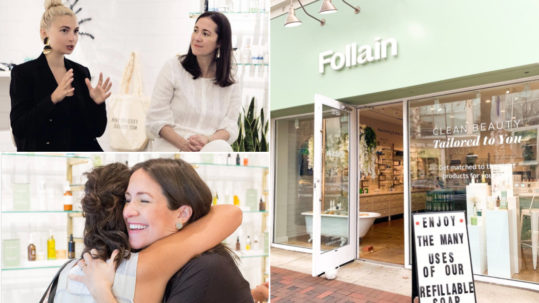 follain clean beauty store brand values
